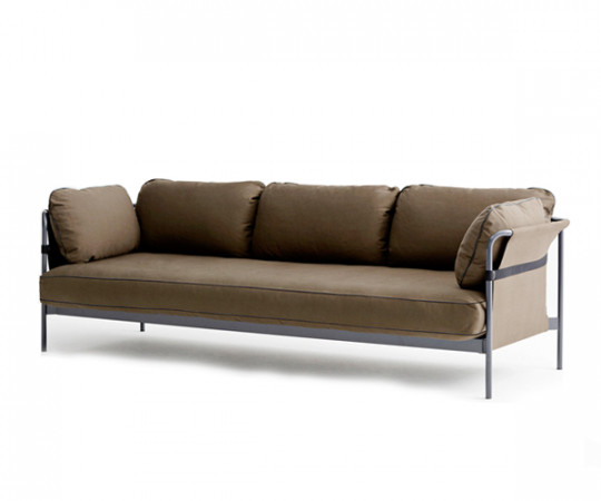 HAY Can 3 Pers. Sofa - Kanvas Stof