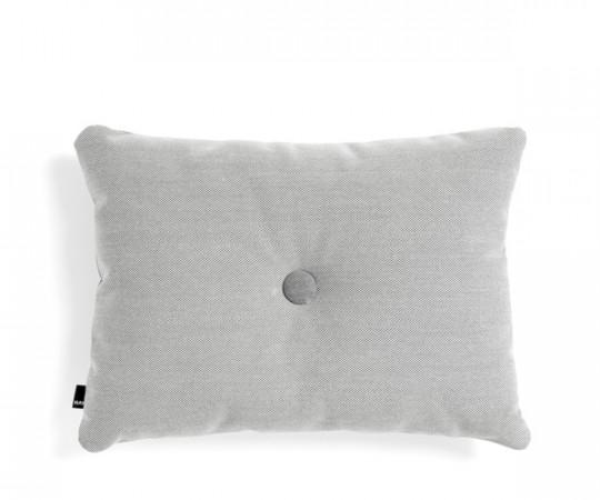 HAY Dot Cushion - Steelcut Trio - Dark Grey - Dark Grey