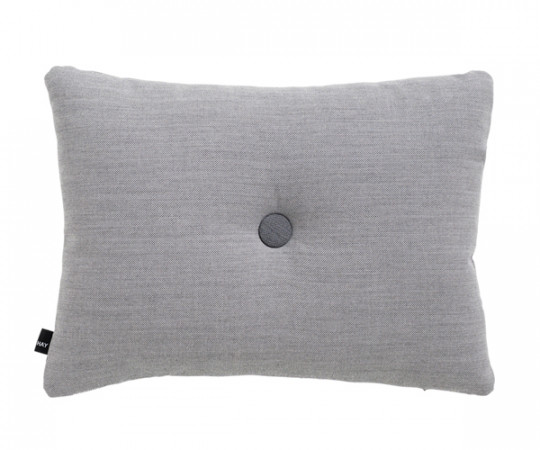 HAY Dot Cushion - Surface Stof - Light Grey