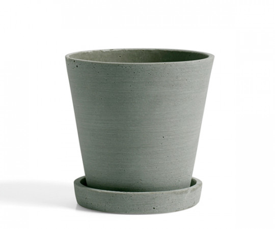 HAY Flowerpot with Saucer