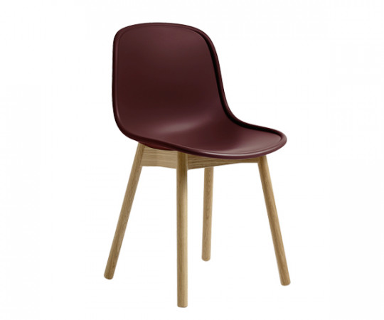 WRONG FOR HAY Neu Chair bordeaux