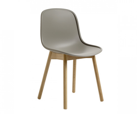 WRONG FOR HAY Neu chair mud grey