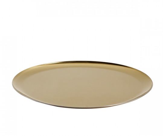 HAY Gold Serving Tray