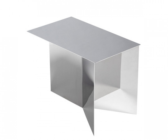 HAY Slit Table - Oblong spejl