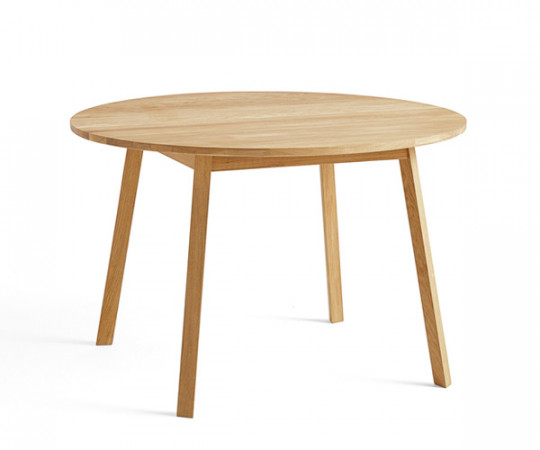 Hay Triangle Leg Table Rundt spisebord