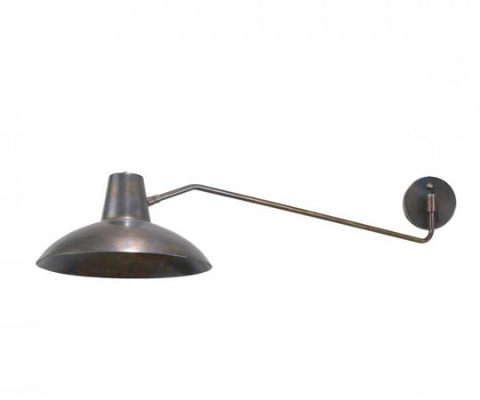 House Doctor Desk Væglampe - Antik Brun