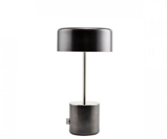 transportabel opladelig lampe