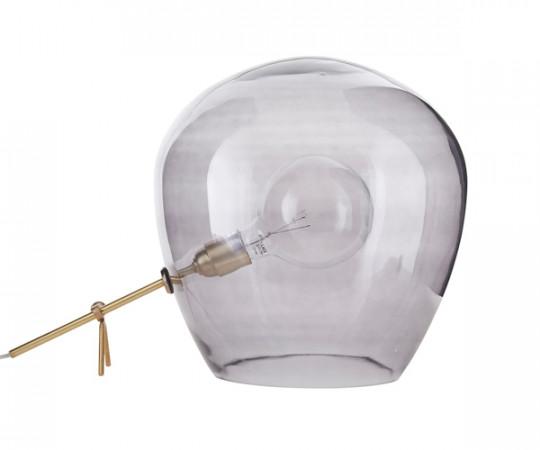 House Doctor Globe Bordlampe - Grå