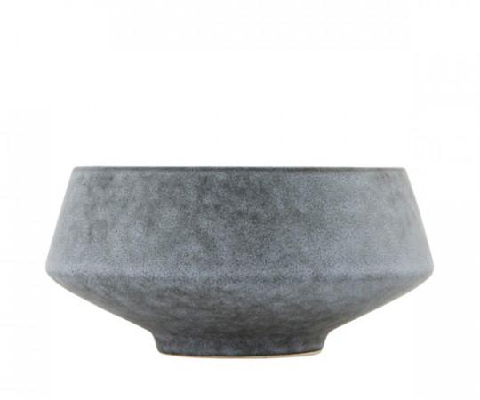 House Doctor Grey Stone skål stor