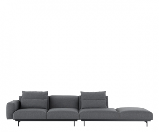 Muuto In Situ 4 Pers. - Configuration 3 - Ocean 80