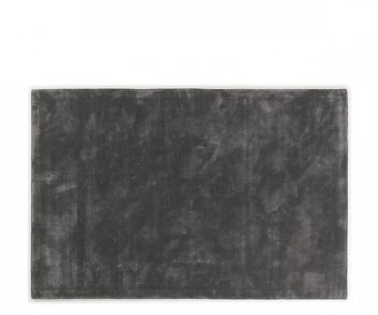 Jacaranda Simla Tæppe - 170x240cm - Gunsmoke