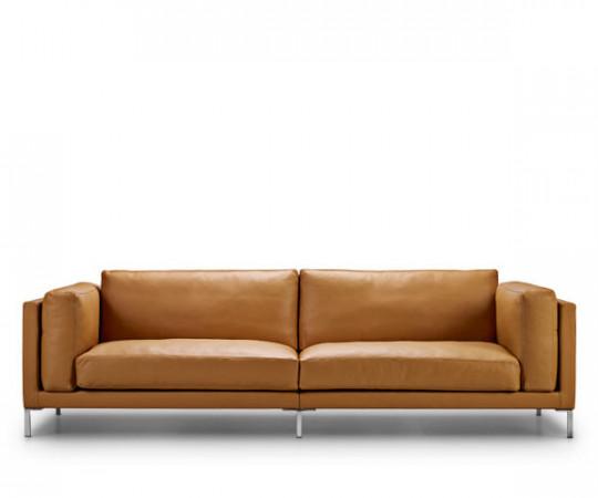 Juul 301 Sofa Prestige Læder - L: 220 cm
