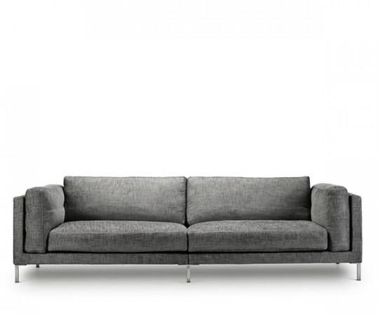 Juul 301 Sofa stof - L: 240 cm