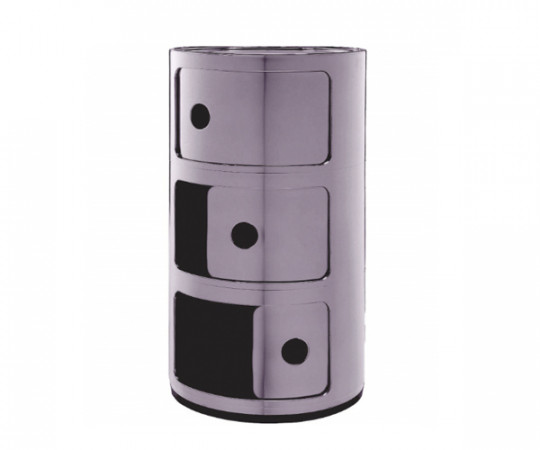 Kartell Componibili violet 3 rum nyhed