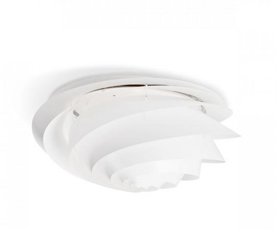 Le Klint Swirl væg- og loftslampe
