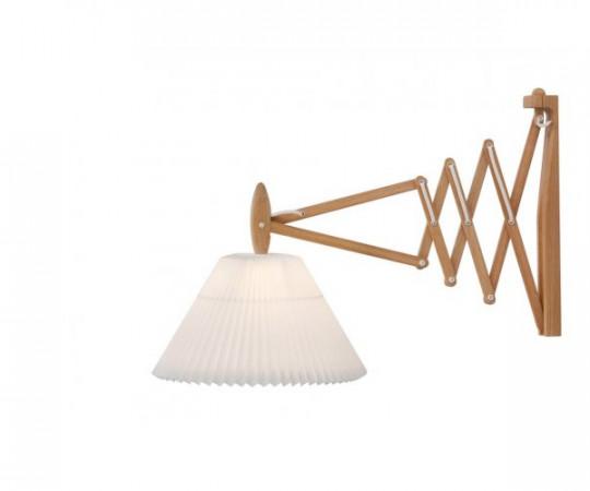 Le Klint 233-2/21 Sax Væglampe
