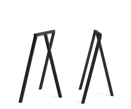 HAY Loop Stand Frame - Sæt - Sort