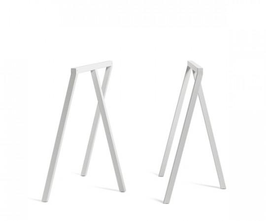 HAY Loop Stand Frame - Sæt - Hvid