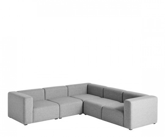 HAY Mags Sofa - Corner Combination 1 - Hallingdal
