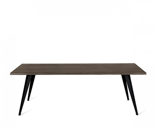 Mater Dining Table - Sirka Grey Stained Beech wood