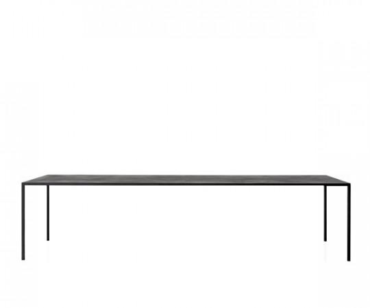 MDF Italia Tense C Wood Table - 100x240cm