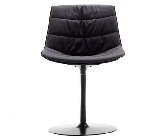 Mdf Italia Flow Chair m søjle Frontpolster