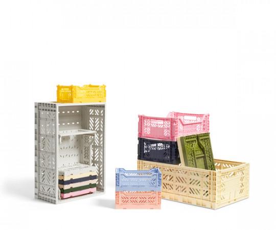 HAY Crate opbevaring - medium