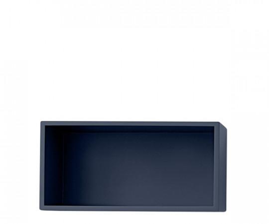 Muuto Mini Stacked 2.0 - Small - Midnight Blue