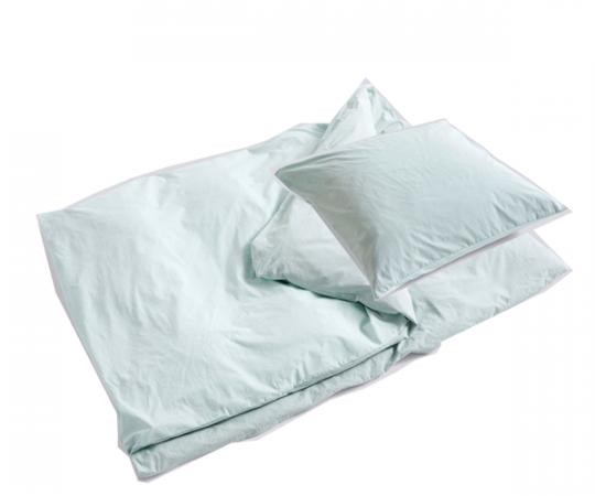 HAY Duo sengesæt - Mint - 200x140cm