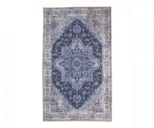 gulvtæppe med vintage mønster