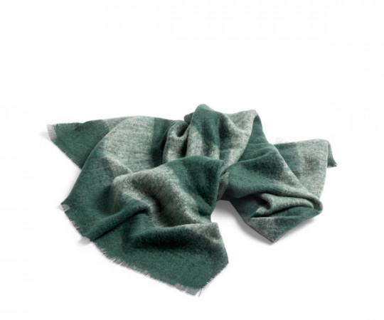 HAY Mohair Plaid - Grøn