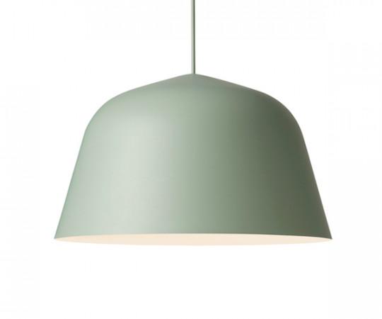 Muuto Ambit Pendel Lampe large - Dusty Green