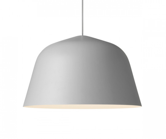 Muuto Ambit Pendel Lampe large - Grey