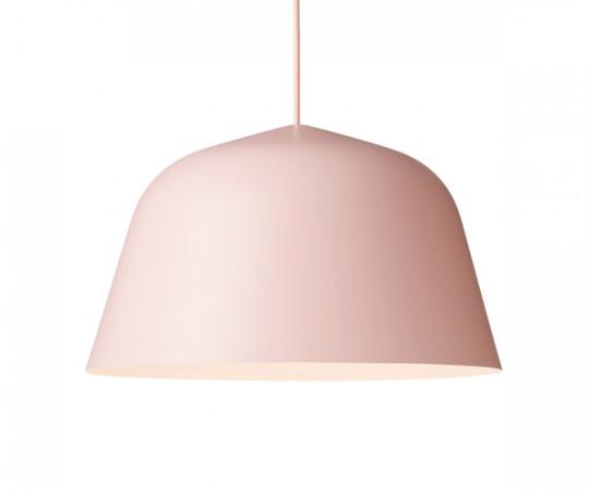 Muuto Ambit Pendel Lampe large - Rose