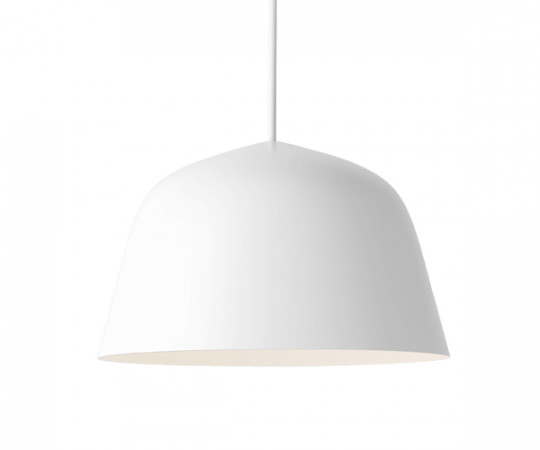Muuto Ambit Pendel Lampe - Small - White