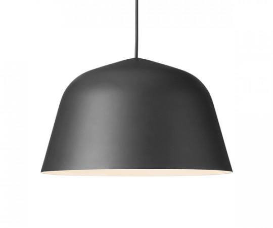 Muuto Ambit Pendel Lampe large - Sort