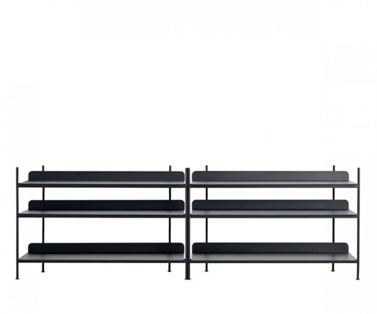 Muuto Compile Shelving System - Config. 6