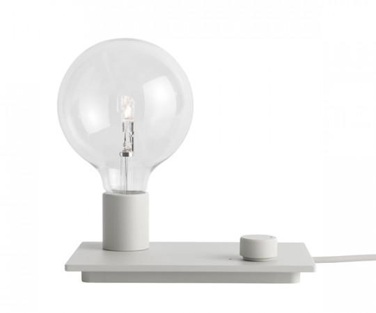 Muuto Control Bordlampe - Grå