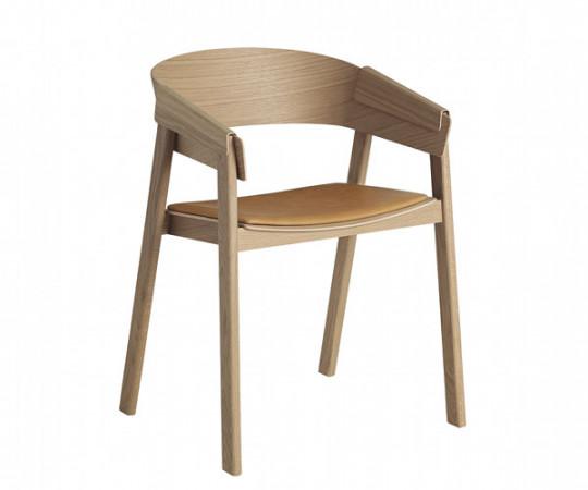 Muuto Cover chair - Læder