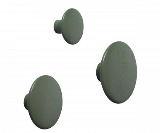 muuto the dots dusty green