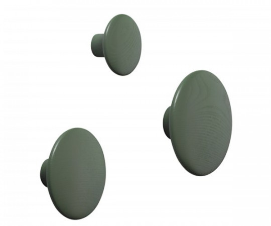 muuto dots dusty green