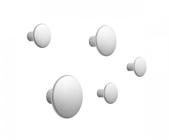 MUUTO The Dots Sæt Aluminium