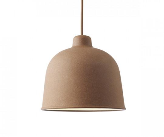 Muuto Grain Pendel Lampe - Nature