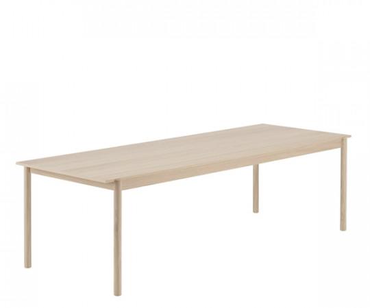 Muuto Linear Spisebord - Eg - 260cm