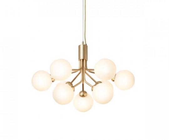 Nurra Apiales 9 Lampe - Brass