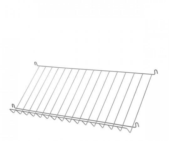 String Magazin Hylde - Metal - Grå