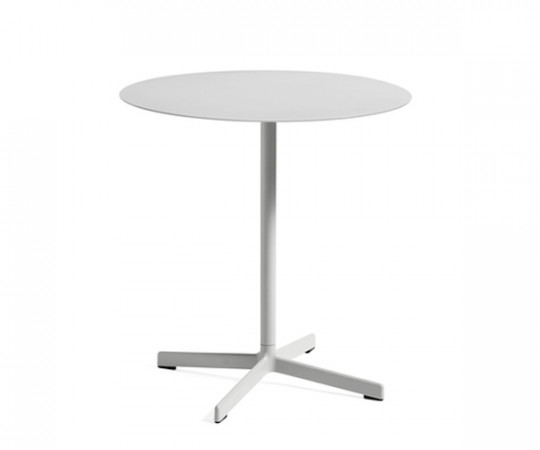 HAY Neu Table - Sky Grey - Rundt