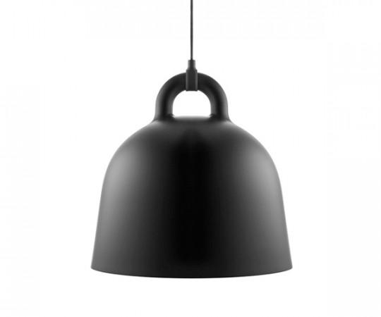 Normann Copenhagen Bell Lamp Medium Black
