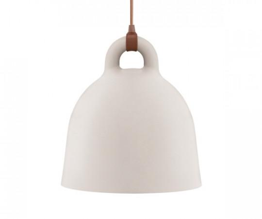 Normann Copenhagen Bell Lamp Medium Sand