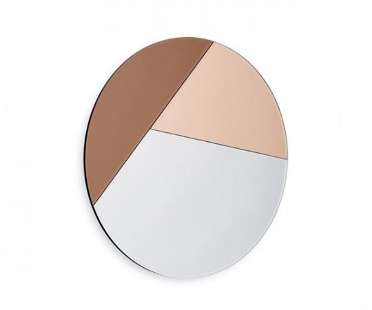 Reflections by Hugau Larsson Mirror Nouveau 70 Spejl